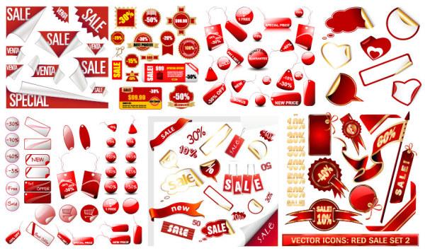 素材分类: 矢量销售图标所需点数: 0 点 关键词: 打折销售图标矢量