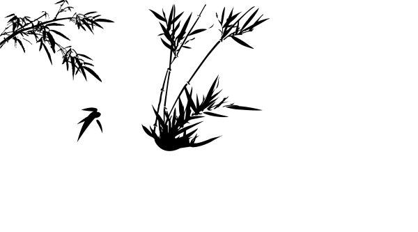 矢量绘画 所需点数: 0点 关键词: 竹子矢量素材,竹子,竹叶,矢量素材