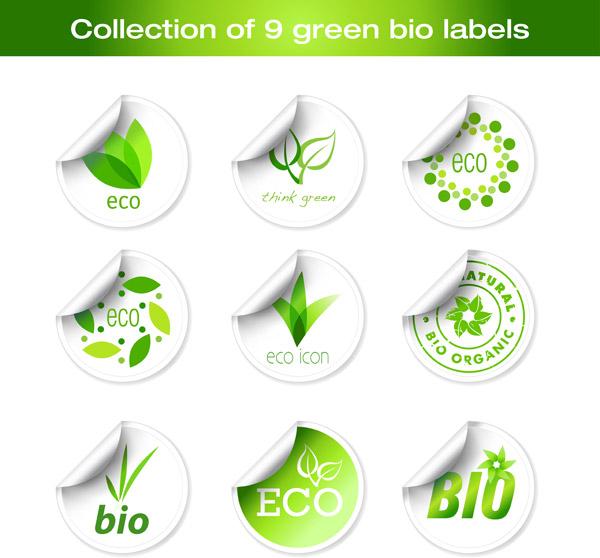 环保 贴纸/环保贴纸图标