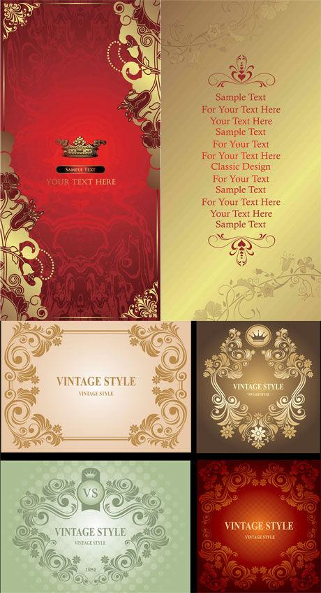 0 点 关键词: 高贵古典风格装饰边框矢量素材,高贵,古典,边框,欧洲