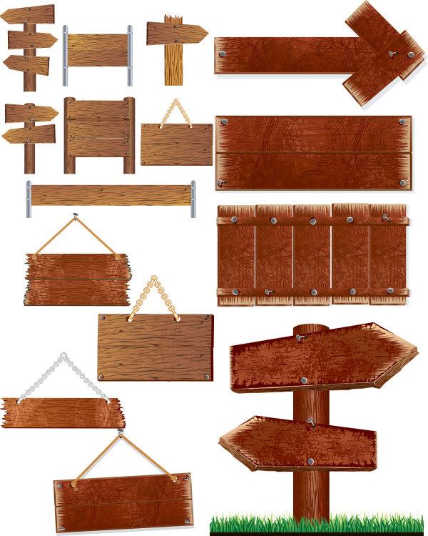 0 点 关键词: 木质指示标牌矢量素材,木质,指示牌,栏杆,铁链,吊牌