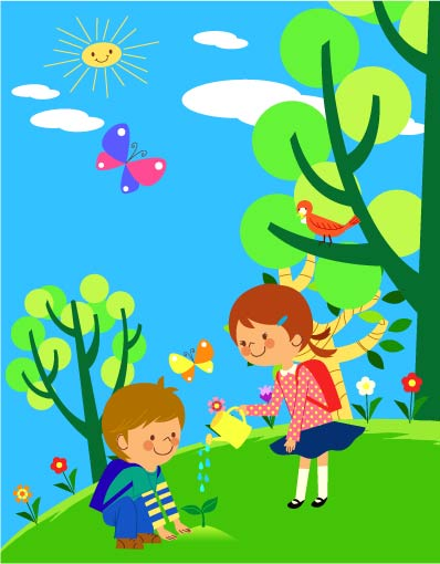 儿童生态环境2