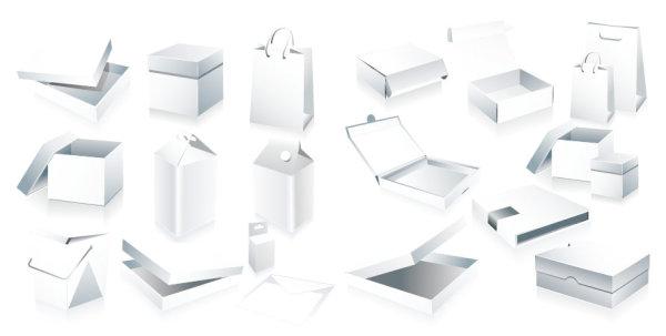 空白盒子包装