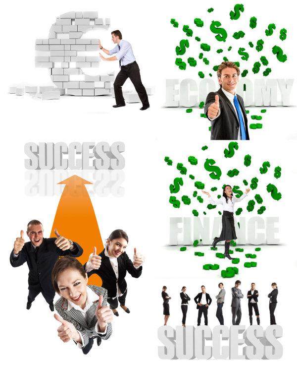 商务人士高清图片