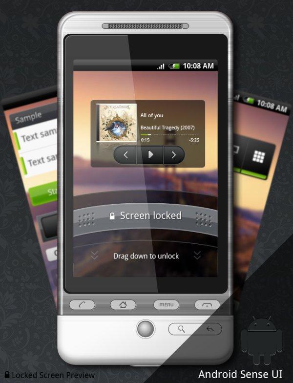 AndroidGUI界面