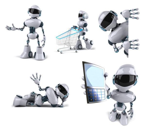 机器人动作