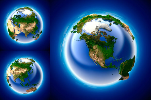 地球,3d,地形图,高清图片,jpg格式,300dpi,6000x6000 下载文件特别