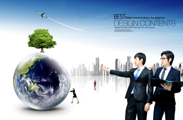 0 点 关键词: 商务男士展望地产psd素材2,商务男士,策划地产,展望未来图片