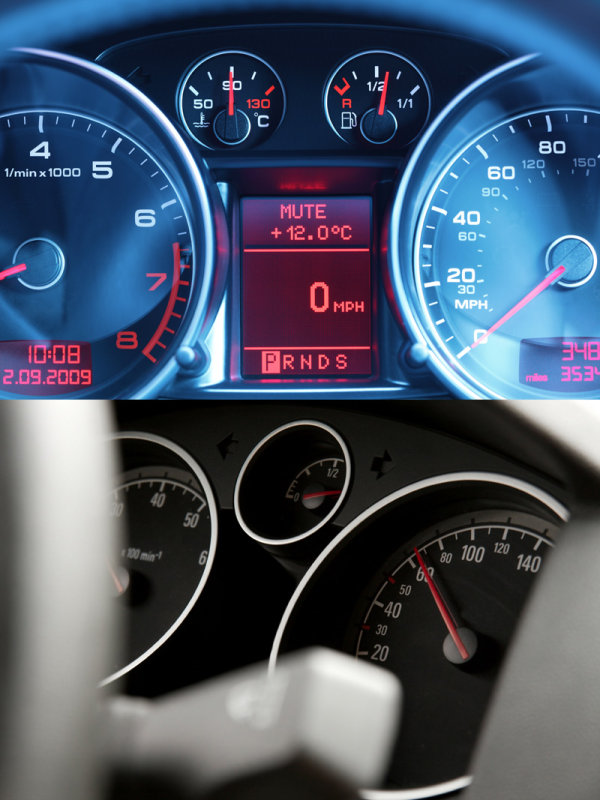 汽车仪表面板1