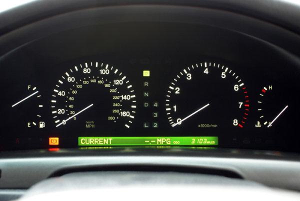 汽车仪表面板2