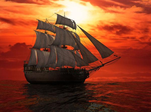 帆船高清图-3