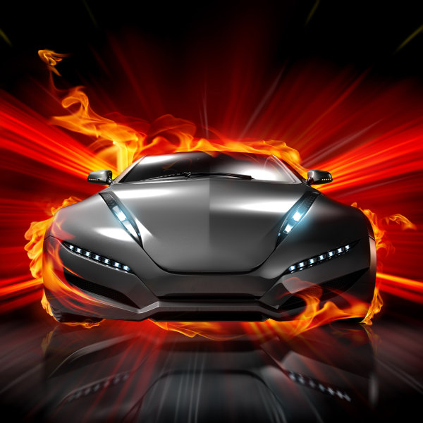 Flaming car wallpapers top car wallpapers - Sccnn Com