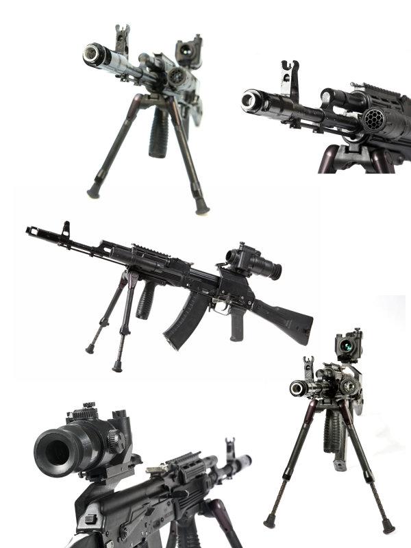 枪支高清图片