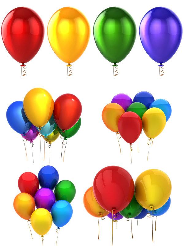 节庆精美气球