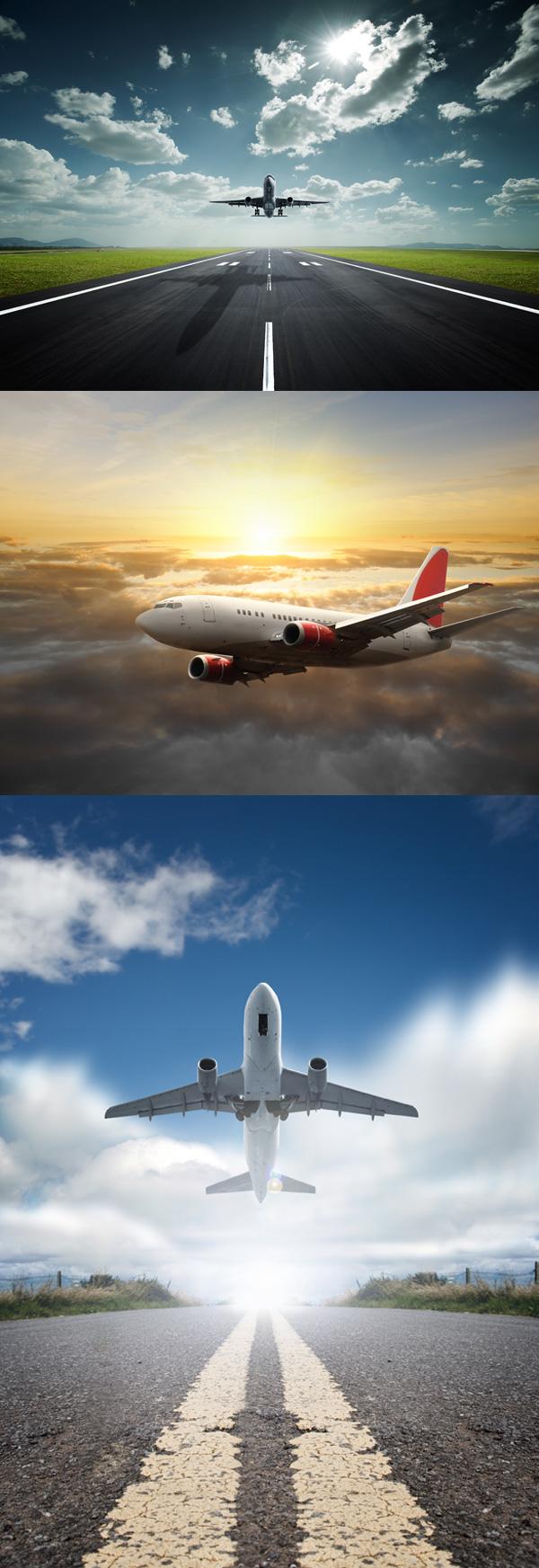 飞机的种类和用途图片