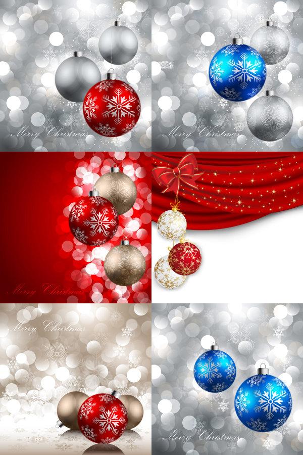 圣诞彩球11