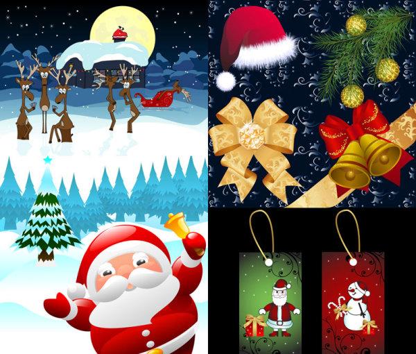 精美圣诞节饰品