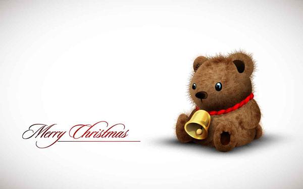 可爱的小熊玩具_素材中国sccnn.com