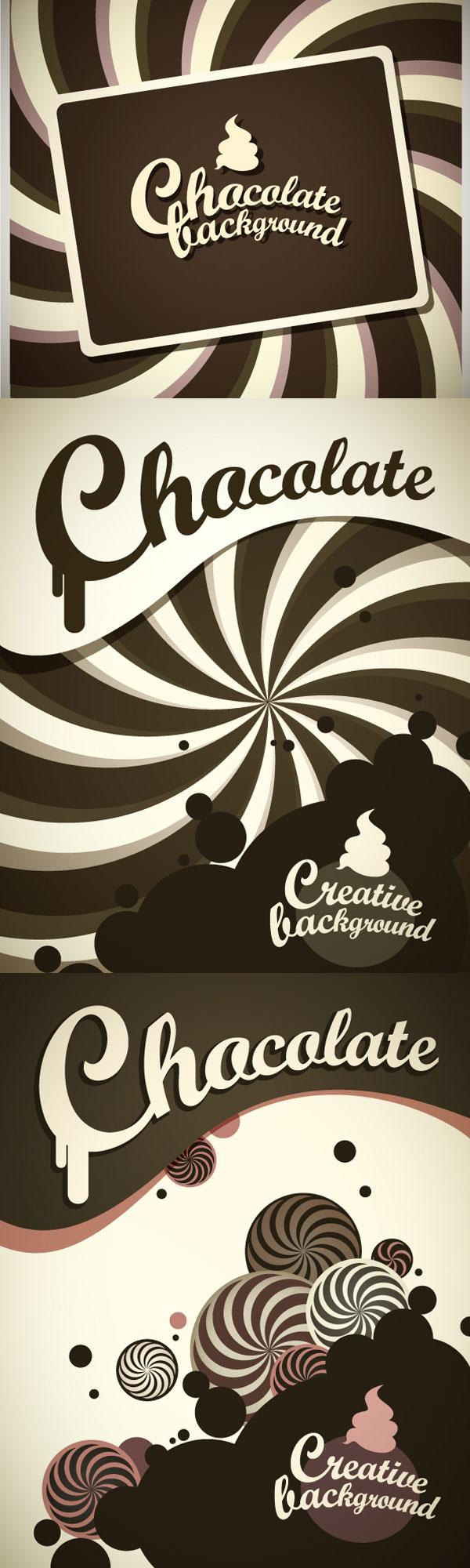 素材分类: 平面广告所需点数: 0 点 关键词: 巧克力冰激凌元素矢量图片