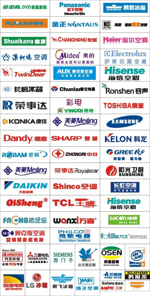 电器类标志