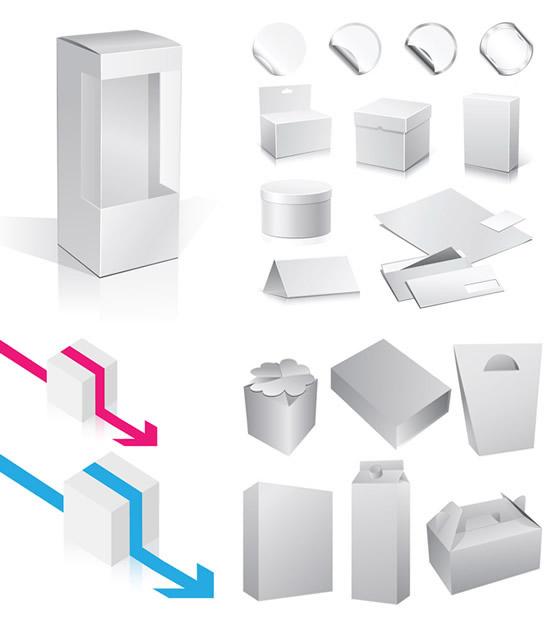 包装纸盒设计图片