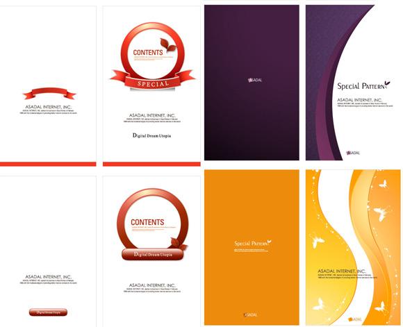 素材分类: 平面广告所需点数: 0 点 关键词: 温馨封面精美文本设计矢