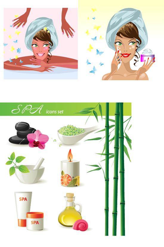 女性保养spa 素材中国sccnncom