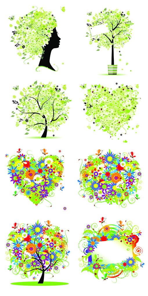 创意树造型设计1