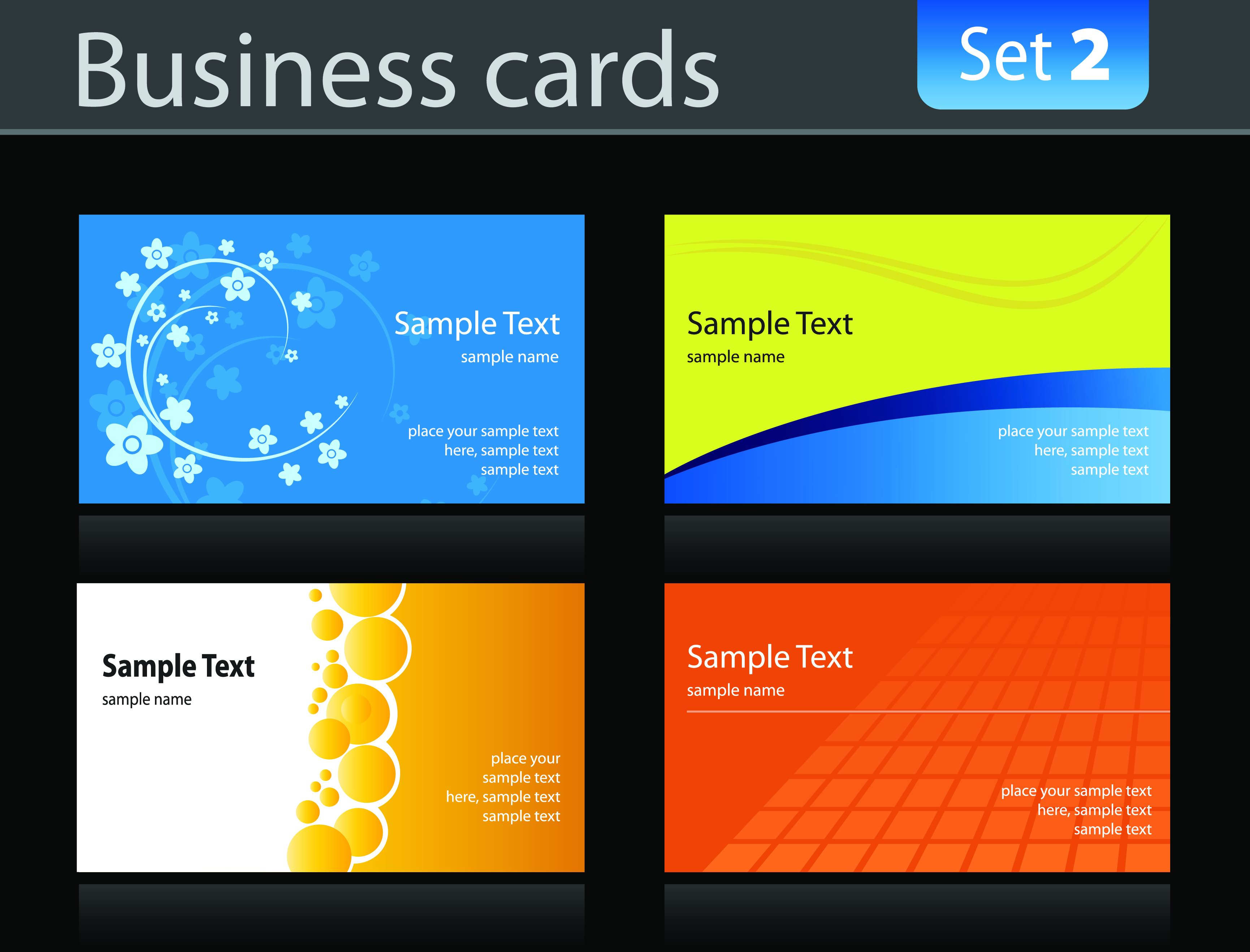Custom Card Template advertising cards templates : ... card design, business cards, card, CIS designs, company template, ink