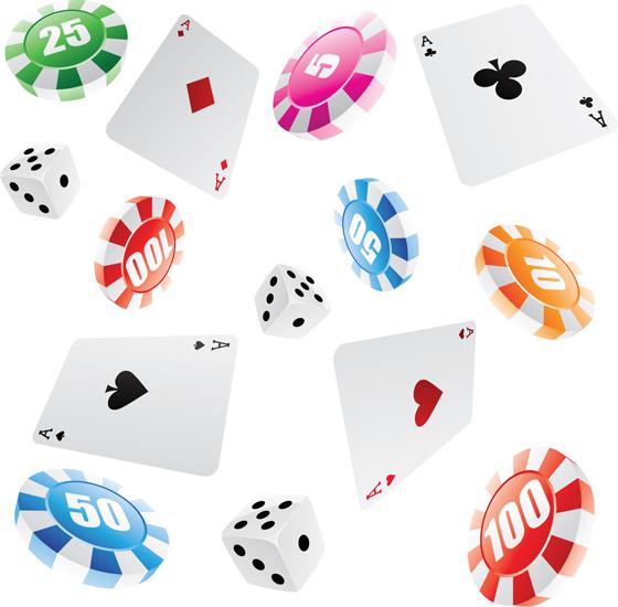 休闲赌博用具