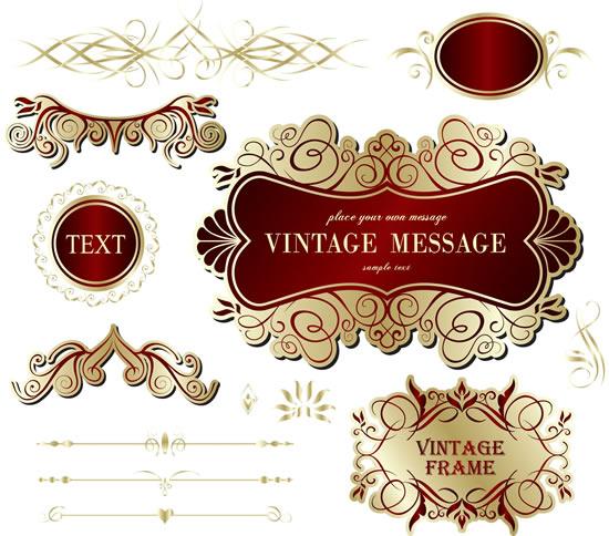 素材分类: 矢量花纹所需点数: 0 点 关键词: 欧式花纹印花标签矢量图