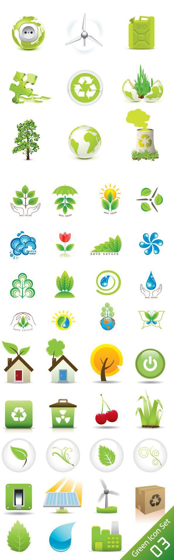 环保 素材 图标/环保图标...