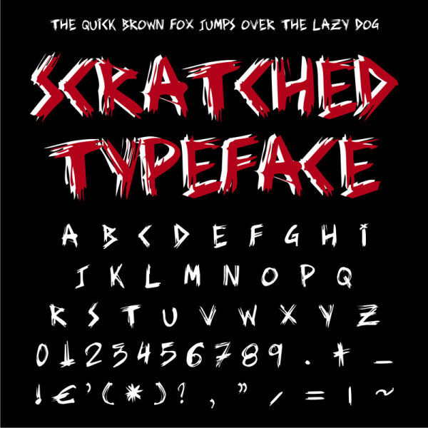手写板英文字母