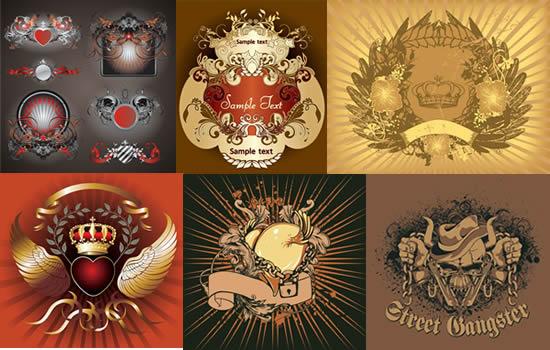 0 点 关键词: 欧式风格复古花纹矢量素材,欧式风格,复古花纹,皇冠