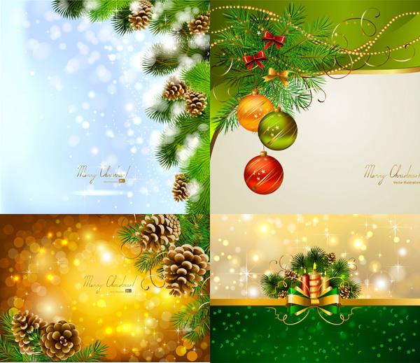 精美圣诞节攻略海牙景点背景图片