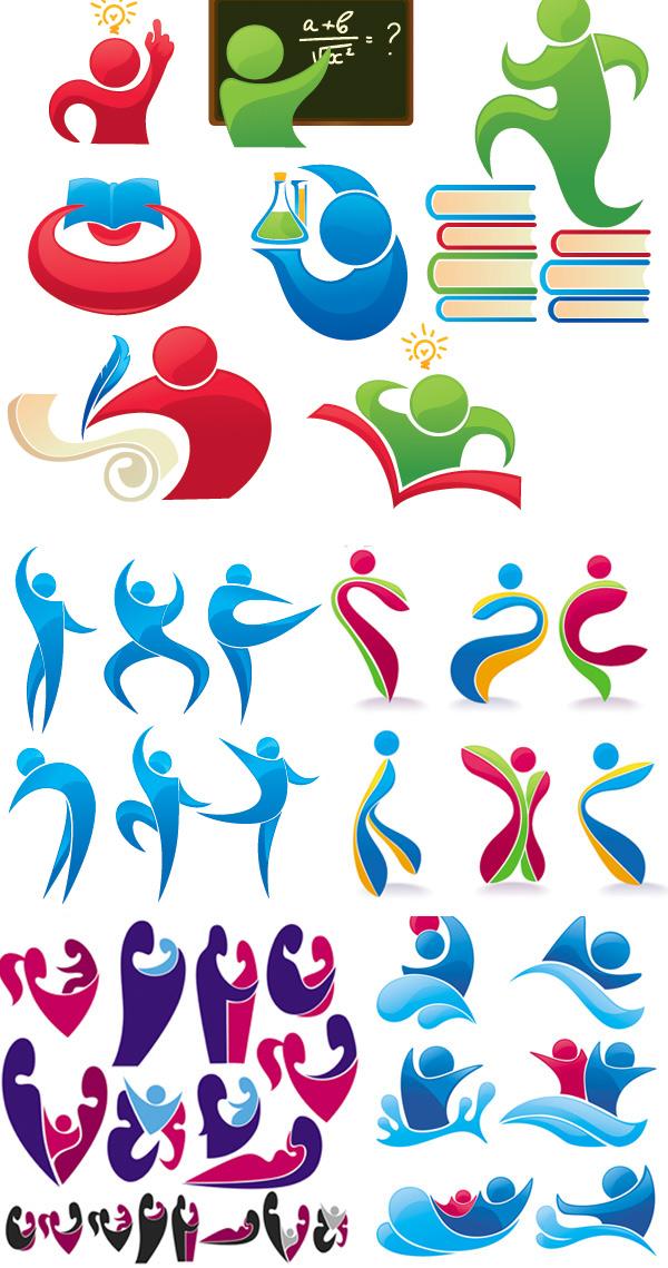 奥运会体操图标