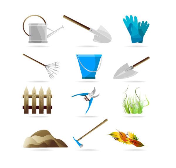 0 点 关键词: 卡通花卉工具矢量素材,卡通,花卉,工具,水壶,铲子,手套图片