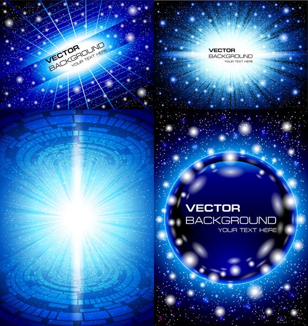 素材分类: 矢量背景所需点数: 0 点 关键词: 星光璀璨的背景矢量素材
