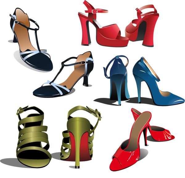 女性高跟鞋