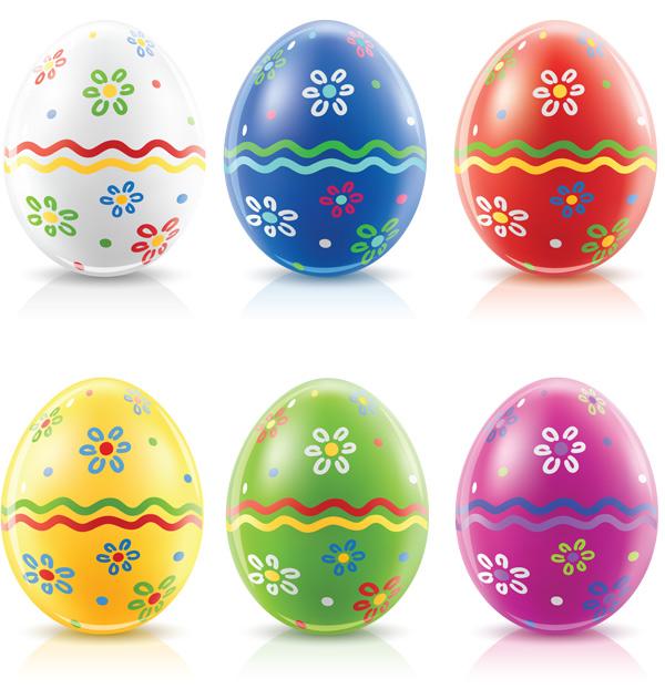 鸡蛋壳手绘画图片