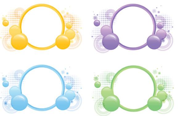 泡泡结构示意图