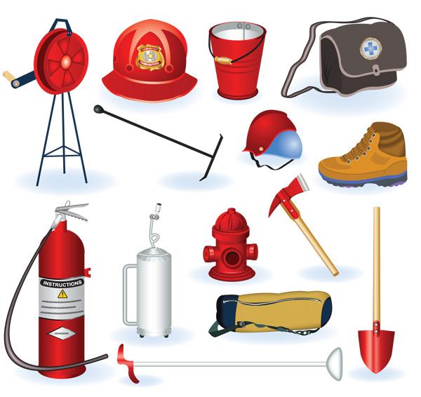 消防安全工具