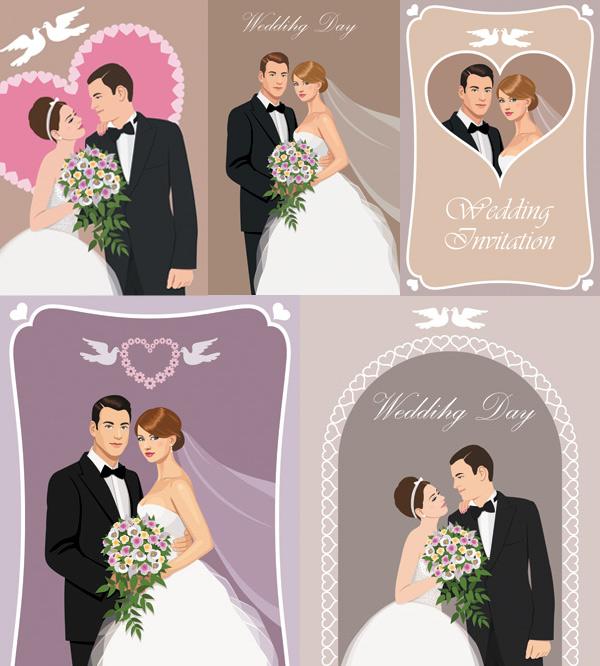 浪漫欧式婚礼;
