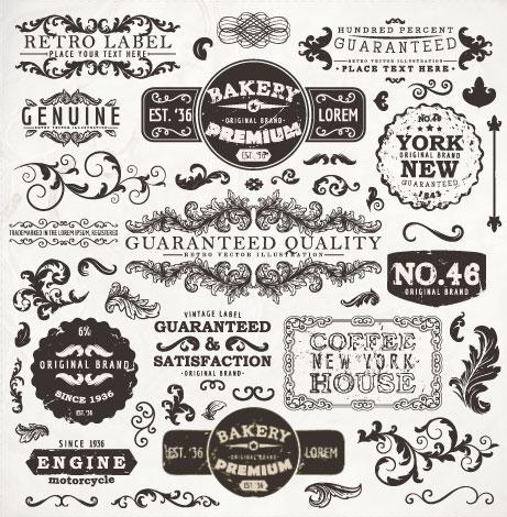 素材分类: 矢量花纹所需点数: 0 点 关键词: 欧式花纹图案矢量素材
