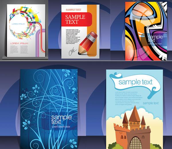 点 关键词: 画册封面设计矢量素材,创意封面,封面设计,画册设计,铅笔