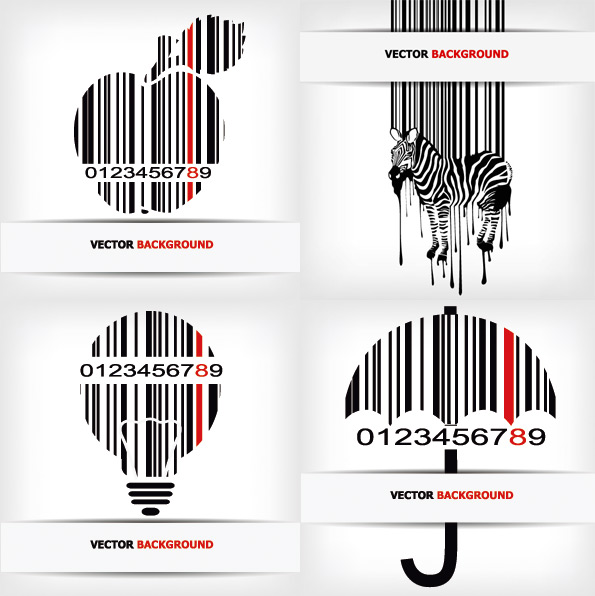 Creative Barcode Design on 334 html