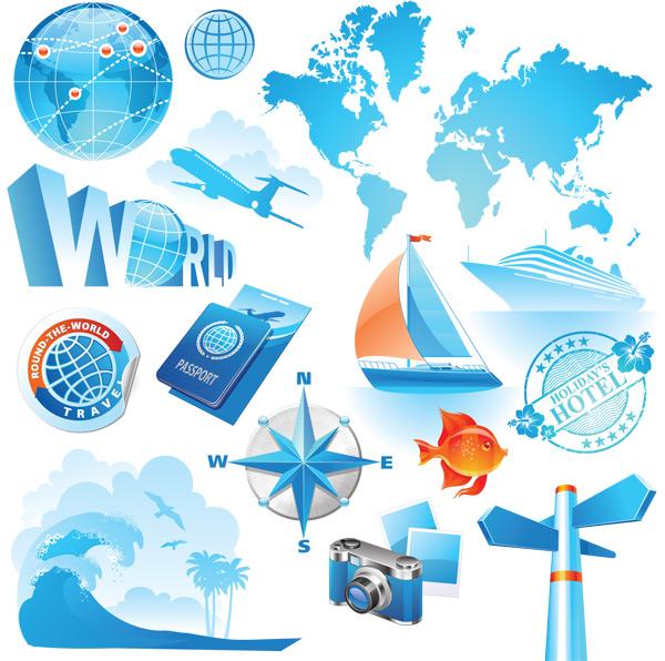 素材分类: 矢量生活其它所需点数: 0 点 关键词: 休闲旅游矢量素材