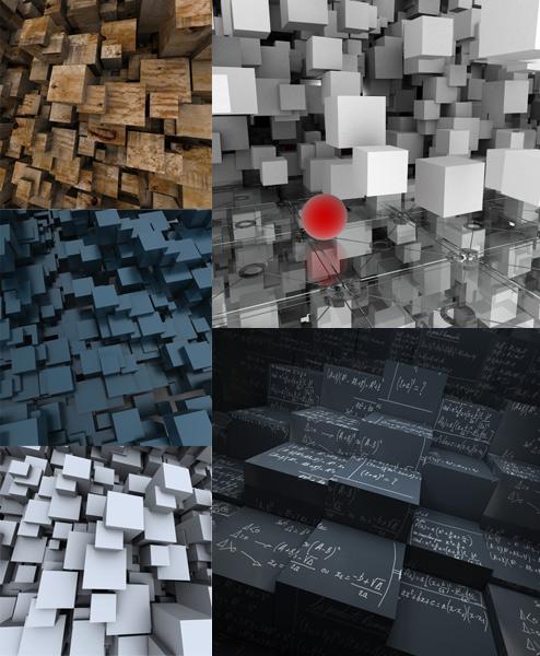 立方体集合