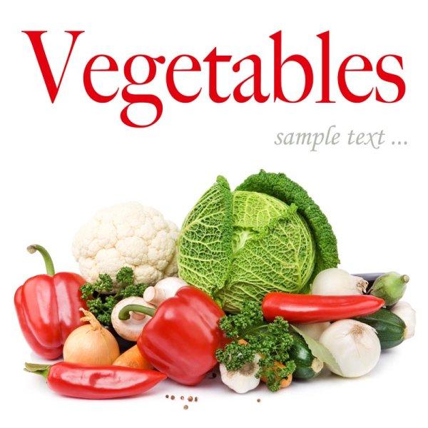 新鲜蔬果组合1