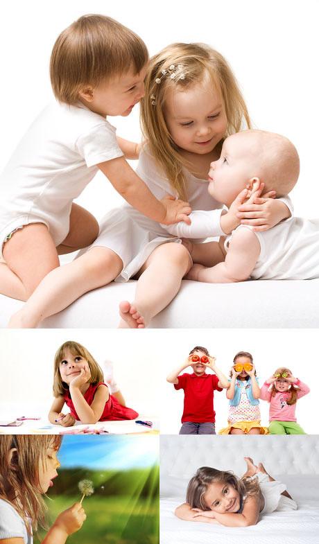 可爱儿童_素材中国sccnn.com